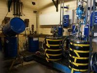 2 K Epoxid Servo - Fass- und Durchfluss-Erhitzung