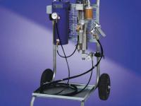 Airless-Heiß-Lackier-System  30:1, 100 ccm