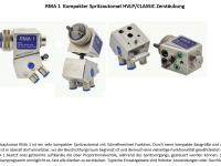 RMA 1 Kompakter Spritzautomat