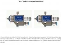 MC2 Spritzautomat ohne Nadelventil