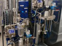 supply station diaphragm pumps
